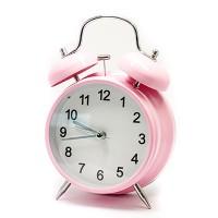 PRS Clock Iron Ring (Pink)