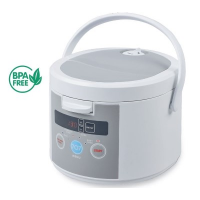 707 1-RCD061-GY BPA free Digital Rice Cooker