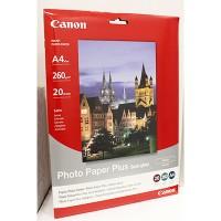 Canon SG-201 A4 Photo Paper Plus Semi-Gloss (20 Sheets)