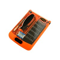 PRS JM-8109 Precise 38 in 1 Manual Tool Kit (Orange)