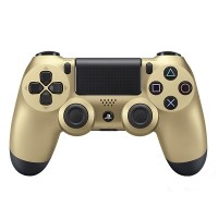 SONY DUALSHOCK4 PS4 Wireless Controller - Gold (CUH-ZCT2G)