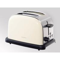 Thomson TM-SST004C Retro 2 Slice Toaster (Cream)