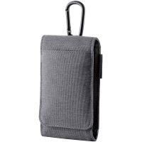 Elecom Carrying porch for smartphone (P-02CPGY) casual
