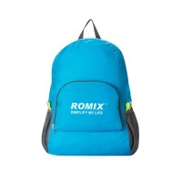 Romix Collapsible Backpack (Blue)