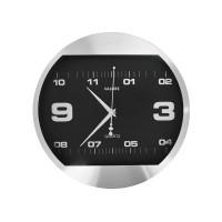 VALORE Sport Wall Clock (LA06) (Silver with Black)