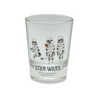 Star Wars Mini Glass Tumbler Storm Trooper