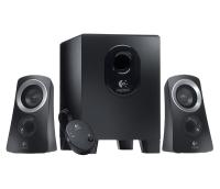 Logitech Z313 2.1 Speaker (Black)
