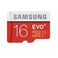 Samsung MicroSD EVO Plus 16GB Class 10 with Adaptor 80/10