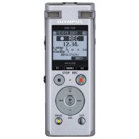 Olympus Voice Recorder 4GB (DM-720) (Silver)