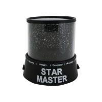 PRS Moon Star Cosmos Night Lamp (Black)