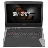 Asus G752VS-GB097T ROG Gaming Notebook (Intel i7, 16GB RAM, 1TB HDD + 256SSD, GTX1070(8G))