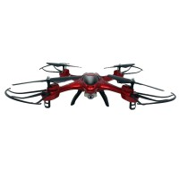 PRS X300-2 Mini Drone With 2.0MP Camera (Red)