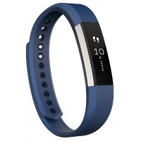 Fitbit Alta Fitness Wristband [Blue] [Large: 17.0 cm – 20.6 cm]