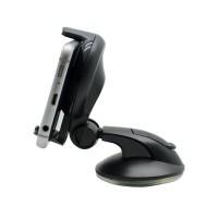 PRS SH-08 Smartphone Holder For Car (Black)