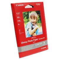 Canon GP-601 4R Glossy Photo Paper (30 Sheets)