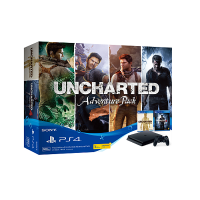 PS4 Uncharted Adventure Pack (500GB)