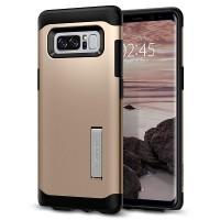 Spigen Galaxy Note 8 Slim Armor Case (Champagne Gold)