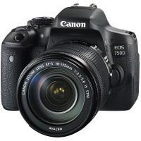 Canon EOS 750D Kit II (EF-S18-135mm IS STM)