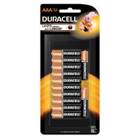 Duracell DRLK_LE 12S CB AL AAA Alkaline Battery