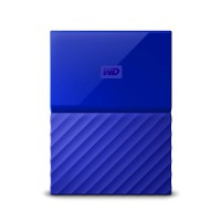 WD MY PASSPORT 2TB WDBYFT0020BBL (BLUE)