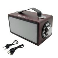 PRS BT97L LED Wireless Speaker (Wooden)