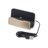 PLG-X Micro Charging Docking (Gold)
