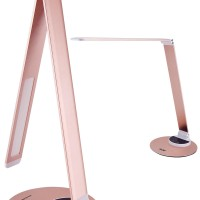VALORE Touch LED Table Lamp LTL12 (Rose Gold)