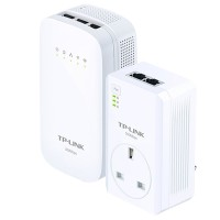 TP-Link TL-WPA4530Kit AV500 Powerline Wi-Fi Kit