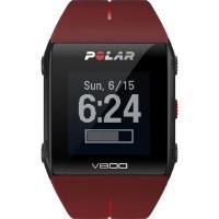 Polar V800 GPS + HR Sports Watch (Red)