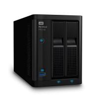 WD My Cloud PR2100 8TB WDBBCL0080JBK-SESN
