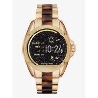 Michael Kors MKT5003 Access Touch Screen Bradshaw Smartwatch (Gold Acetate)