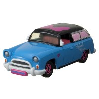 Tomica Disney Motors DM-12R Lagoon Wagon Mickey