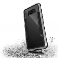 X-Doria S8 Plus Defense Shield (Silver)