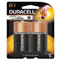 Duracell DRLK_LE 2S CB AL D Alkaline Battery