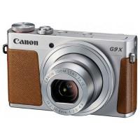 Canon PowerShot G9X (Silver)