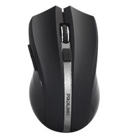 Prolink PMW6005 2.4GHz Wireless Optical Mouse (Silver)
