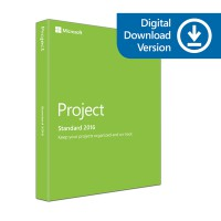 Microsoft Project 2016 for Windows
