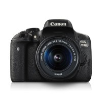 Canon EOS 750D Kit (EF S18-55 IS STM)