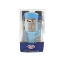 PRS Safety Hammer Car Charger (Blue)