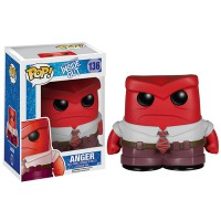 Funko POP Disney - #136 Inside Out - Anger