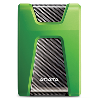 ADATA HD650X 2TB Silicone For Mac (Green)