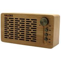 Valore Wooden Wireless Speaker (LP07)