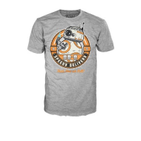 POP Tees [#56 SW - BB8 Speedy Delivery]  (Size -  S)