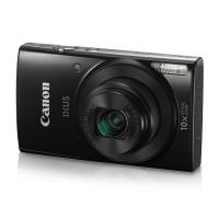 Canon IXUS 190 Compact Camera (Black)