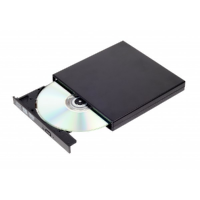 DV309T-BLK USB3 Alu Tray Ext DVD-Writer (Black)