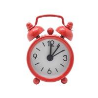 PLG MC-05 Mini Clock (Red)