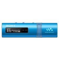 Sony Walkman with Built-in USB (NWZ-B183F) Blue