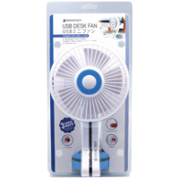 SoundTeoh USB Desk Fan (TC-068)