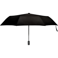 ValueClub Auto Open/Close Travel Umbrella (Black)