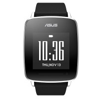 Asus VivoWatch Heart Rate Monitor + Fitness Watch (Black)